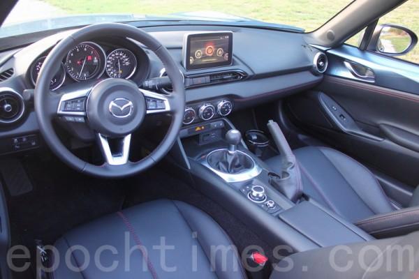 车评:敞篷看蓝天 2016 Mazda MX-5