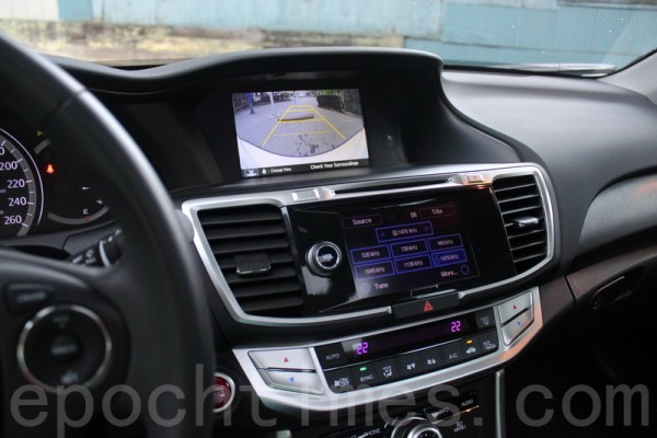 车评:环球梦想 2015 Honda Accord