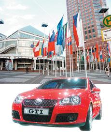 汽车盛会 德国法兰克福IAA车展揭幕