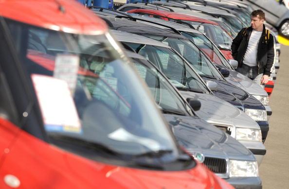 异乡生活(92)美国政府汽车拍卖会